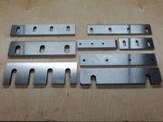 Изготовим ножи для комбинированных пресс-ножниц НГ5222, НГ5223.