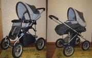 Продаётся  коляска Bebecar (Португалия) 2 в1