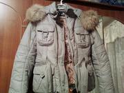 Продам куртку женскую (б/у),  осень-зима